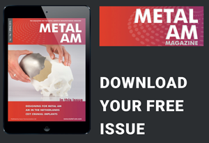 Metal Additive Manufacturing magazine: In the current issue
