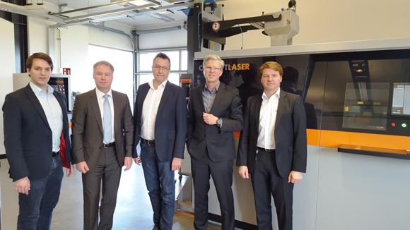 Kegelmann Technik teams with Concept Laser