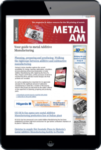 Advertising opportunities with Metal Additive Manufacturing