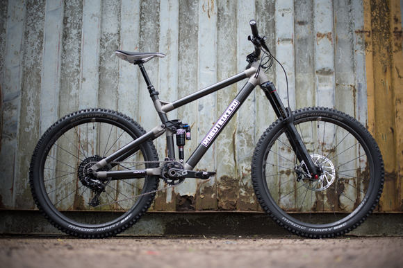 Additively manufactured mountain bike offers flexibility & customisation
