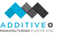 Additive Manufacturing Europe 2016 event gets set to welcome visitors to Amsterdam