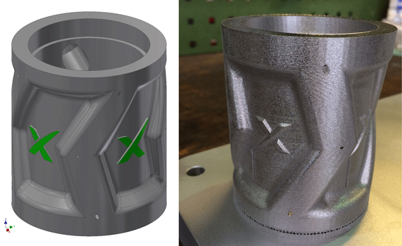 Metal Additive Manufacturing for Oil & Gas sector