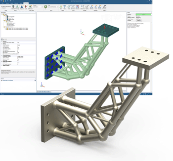 Optimisation software promises to reduce weight and material consumption