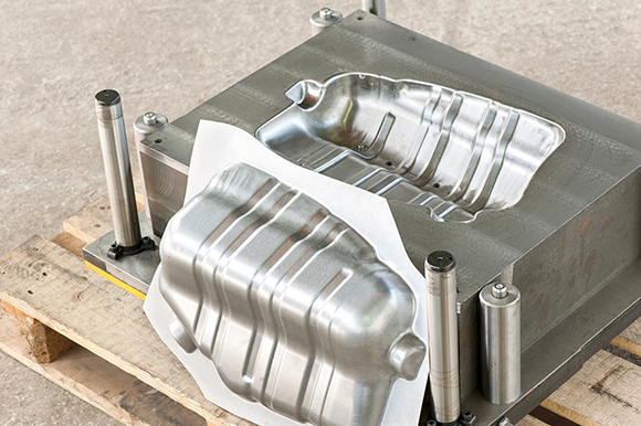 Automotive manufacturer uses EBAM to reduce tooling and die costs