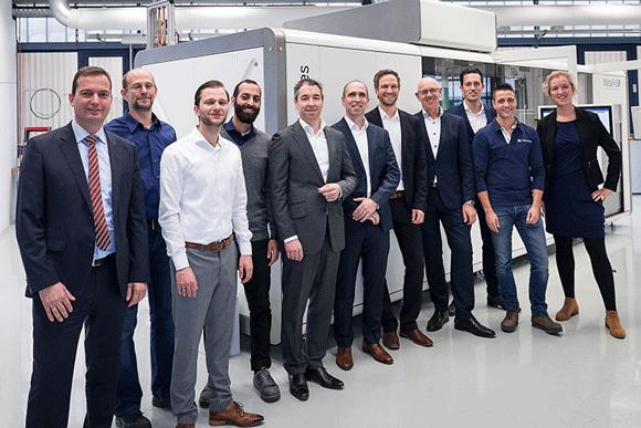 GKN Sinter Metals begins automotive series production of metal AM components