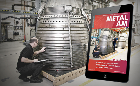 Metal Additive Manufacturing magazine archive 2016
