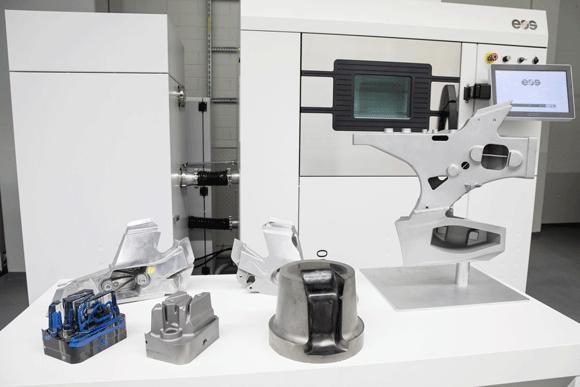Audi&EOS partnership focuses on holistic approach for metal AM