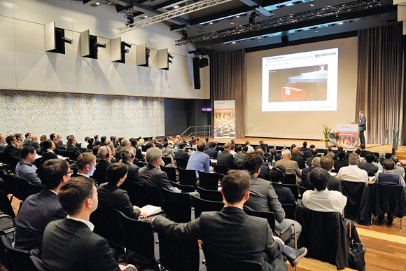 Turbine construction, big data and Additive Manufacturing topics at ICTM 2017