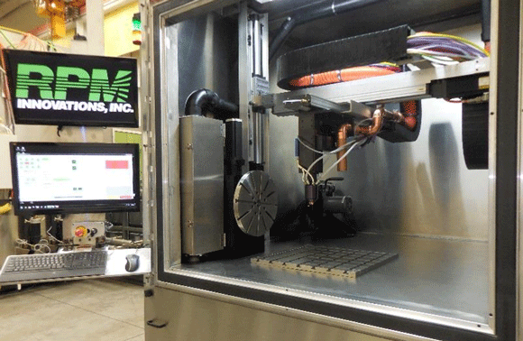 NIAR expands its metal Additive Manufacturing capability and adds industrial-scale X-ray CT system