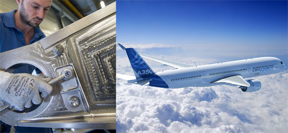 Airbus and Arconic install first metal additively