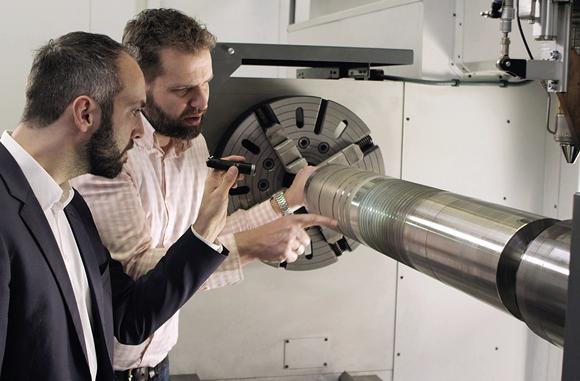 Fraunhofer's EHLA offers environmentally friendly alternative to chromium (VI) hard chrome plating