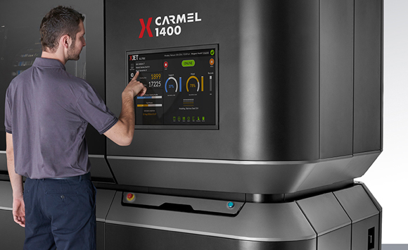 XJet to showcase Carmel line of 3D printing systems at formnext 2017