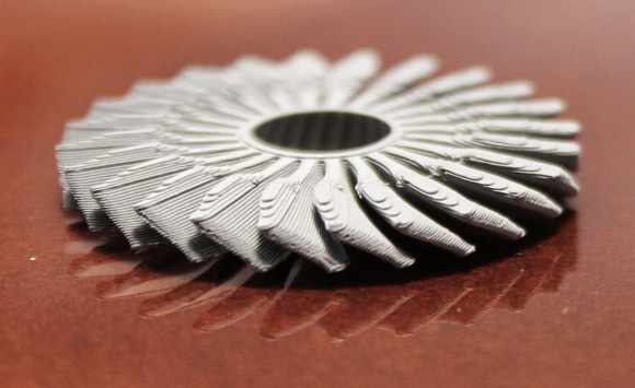 Fraunhofer IFAM develops Fused Filament Fabrication material for metal part production