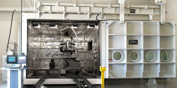 Sciaky achieves record December with sale of four EBAM 3D printers