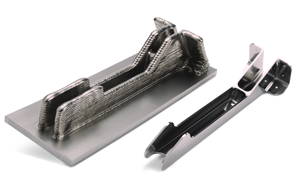Boeing and Norsk Titanium recognised for metal 3D printed structural components
