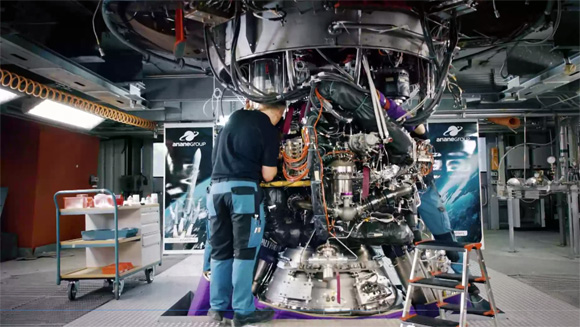 Ariane's Vulcain 2.1 engine completes first successful test firing with 3D printed components