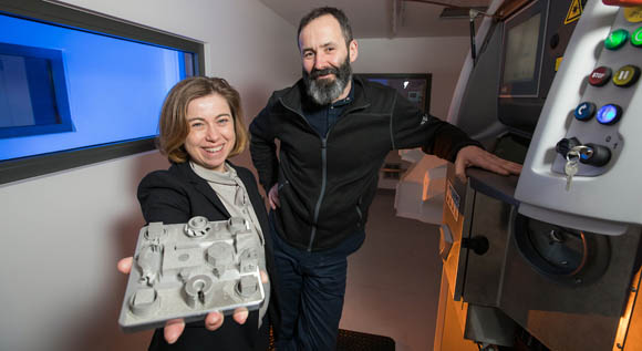 AMBER launches €4.3 million 3D printing research laboratory in Ireland