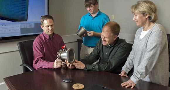 NASA patents new wire-based 3D printing process for rocket engine nozzles