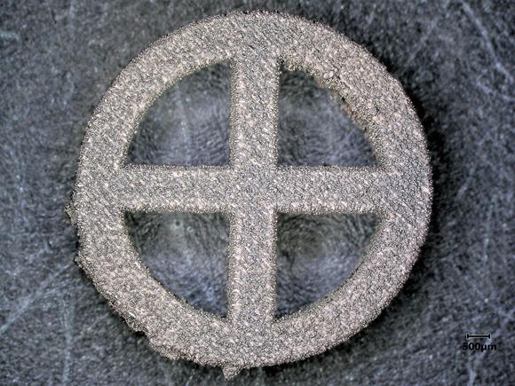 Diamond coatings to enhance the biocompatibility of titanium 3D printed implants