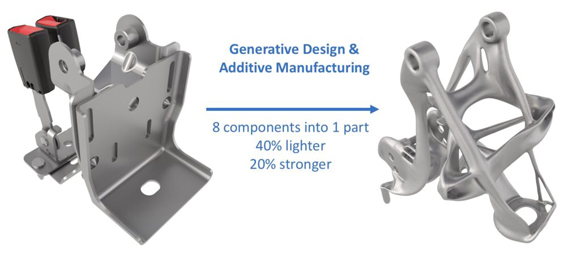 General Motors Adopts Autodesk S Newly Launched Generative Design