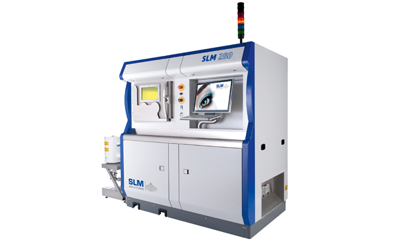 SLM Solutions to present its metal Additive Manufacturing Technology at 3D Print 2018