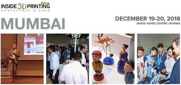 Inside 3D Printing Mumbai 2018
