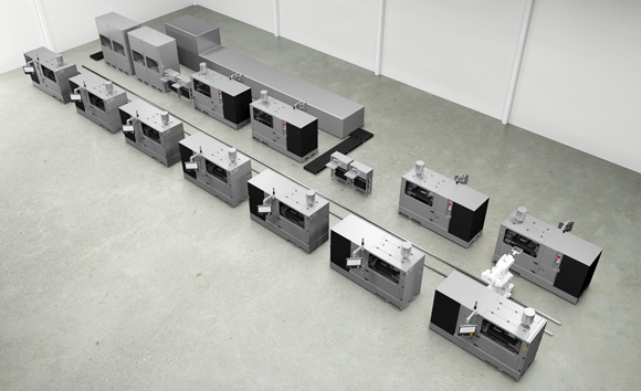 Digital Metal launches fully automated metal AM production concept