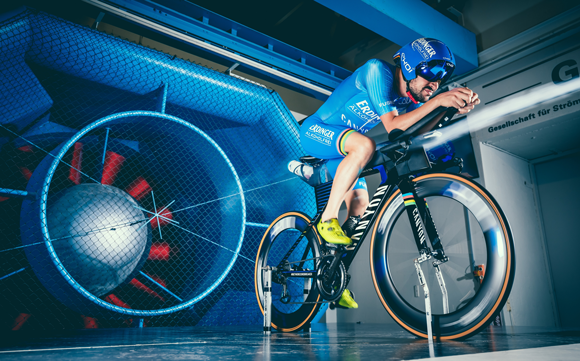 Optimised metal AM cycling equipment gives Ironman Champion the edge