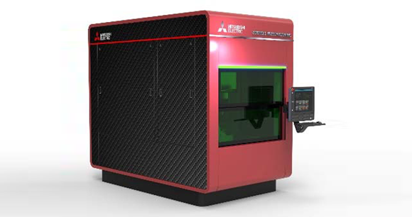 Mitsubishi Electric reveals new Dot Forming Technology for metal Additive Manufacturing