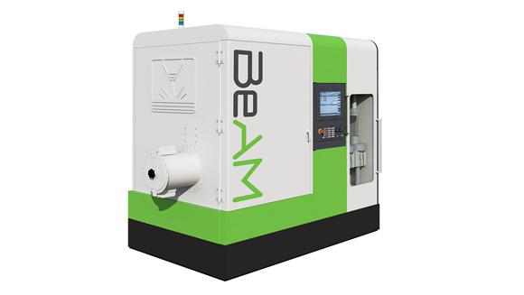 BeAM to exhibit Modulo 250 Directed Energy Deposition machine at Formnext 2018