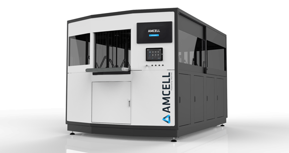 TRIDITIVE launches hybrid and automated Additive Manufacturing platform