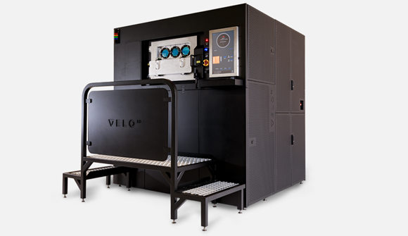 Velo3D partners with Praxair on qualification of metal powders for its AM systems