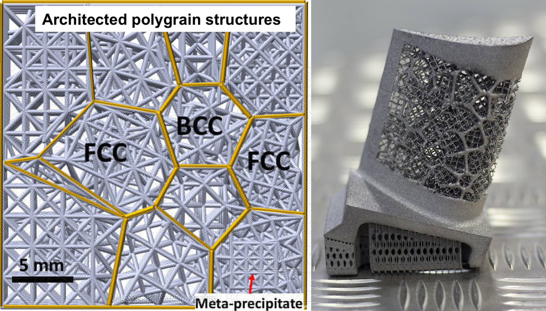 Study explores development of meta-crystals by Additive Manufacturing