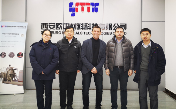 Titomic and Sino-Euro agree on metal powder supply and systems distribution