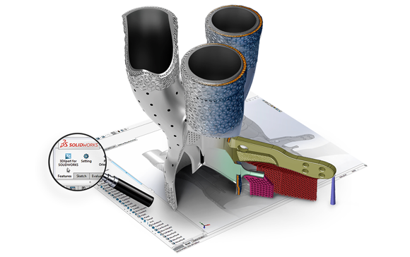 3D Systems launches updated AM design solutions for SolidWorks