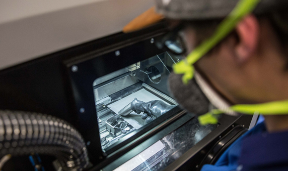 Liebherr begins serial metal Additive Manufacturing of aerospace components