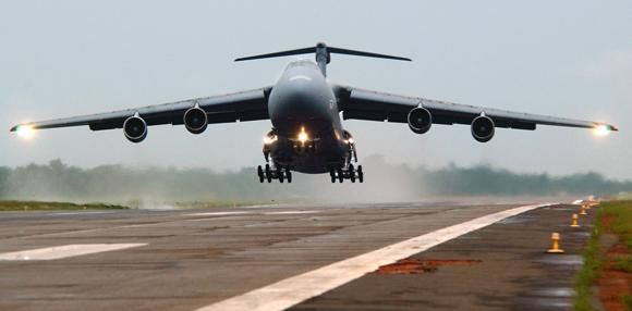 U.S. Air Force installs multiple AM parts on C-5 Super Galaxy aircraft