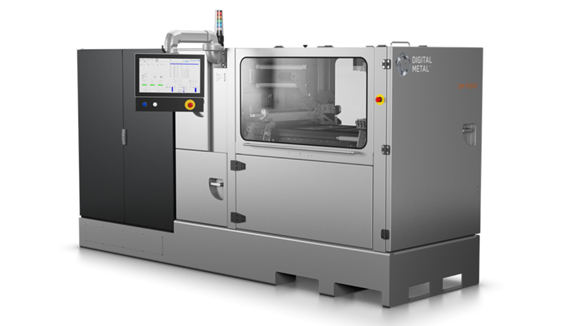 Cetim installs second Binder Jet AM system from Digital Metal