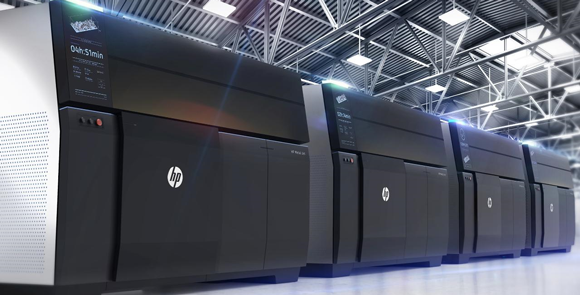 HP launches Metal Jet Production Service with GKN and Parmatech
