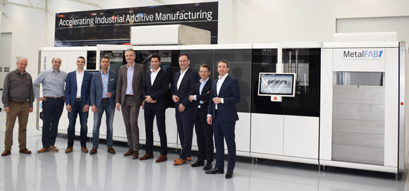 AddLab to become K3D-AddFab as it scales for industrial Additive Manufacturing
