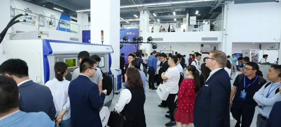 SLM Solutions opens metal Additive Manufacturing application centre in China