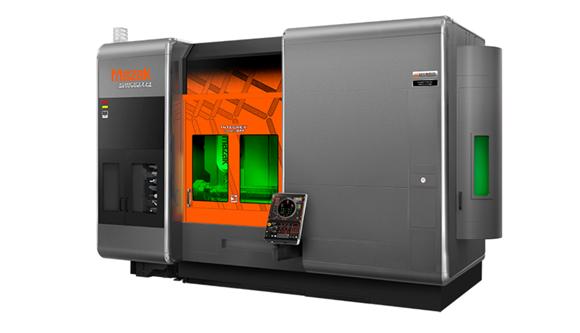 Mazak to showcase its hybrid Additive Manufacturing system at MT360