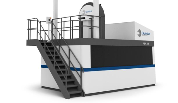 Quintus launches new Hot Isostatic Press for the Additive Manufacturing industry