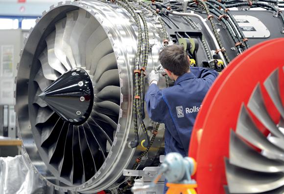 Voestalpine secures ten-year contract with Rolls-Royce