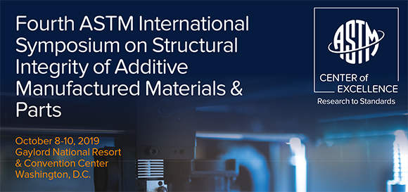The ASTM International Additive Manufacturing Center of Excellence (AM CoE) brings together industry, government, and academia to optimize the AM R&D and standards development processes