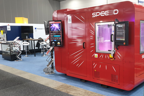 SPEE3D installs further metal Additive Manufacturing systems