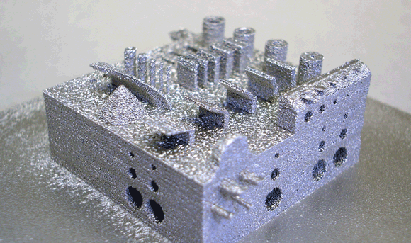 Fraunhofer IFAM processes and tests new iron powder for Additive Manufacturing