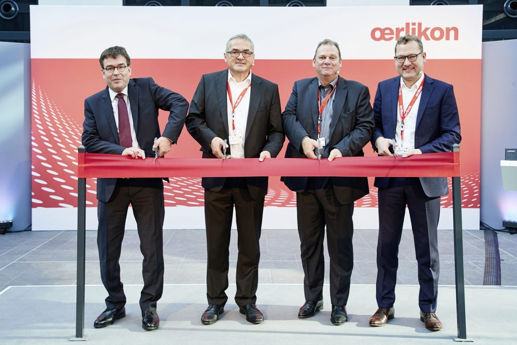 Oerlikon: Swiss industrial group positions itself as a leading developer of AM components and materials