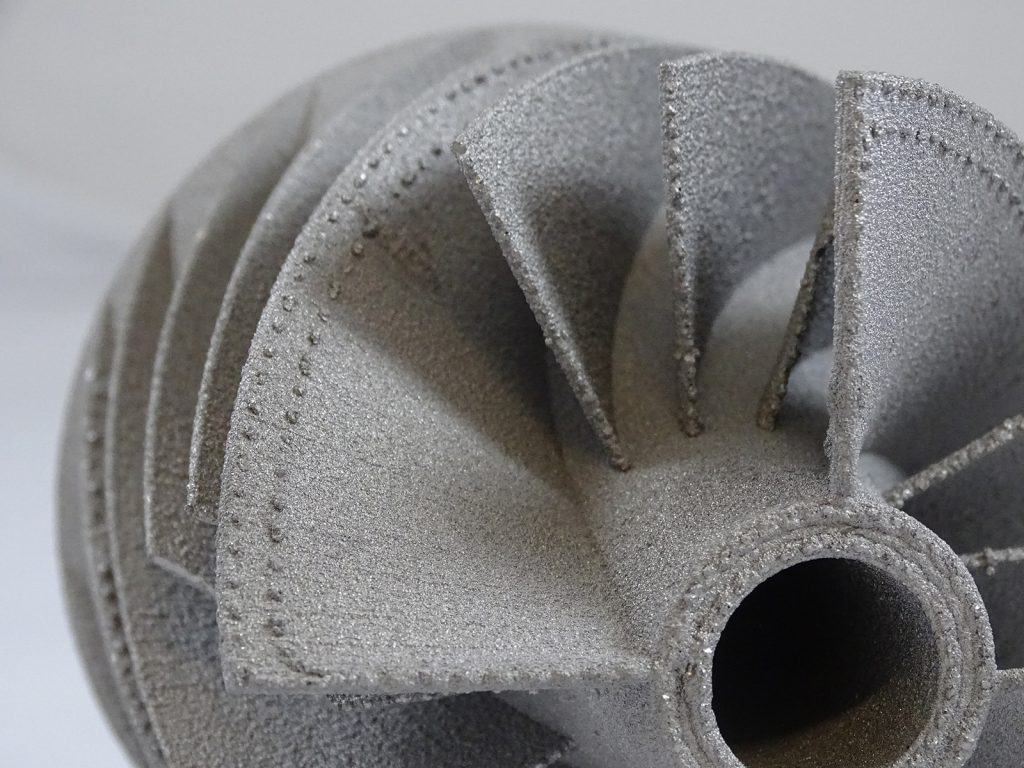 VBN Components: Additive Manufacturing delivers a new generation of wear-resistant carbide parts