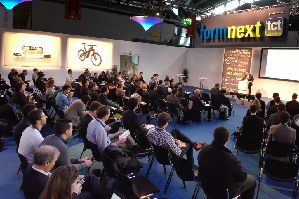 Formnext 2015: Product launches take centre stage at Europe's new exhibition on Additive Manufacturing